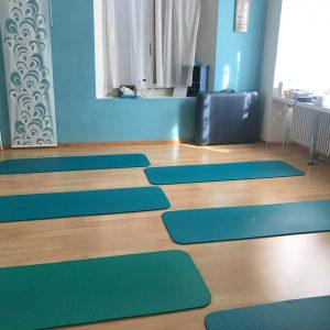 Loslaa Yoga-Raum